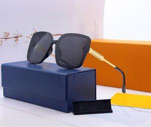 2021 Womens Designers Sunglasses for men fashion sunglass sun Glasses High Quality eyeglass celebrity design brand polarizing eyeglasses UV400 Protection 2 Color
