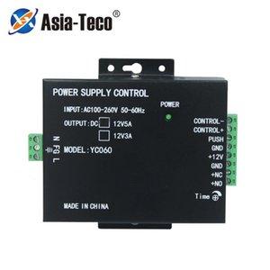 Мини электропитание дверь RFID отпечатков пальцев контроль доступов по поставщику адаптер Cooltor система машины DC 12V 3A 5A AC 100 ~ 260V