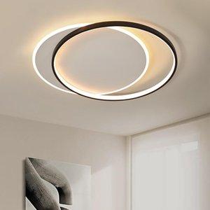 Chandeliers LED Lights Dimmable Modern Ceiling Lamps Bedroom Living Study Children's Room Verlichting Indoor Lighting Luminaria