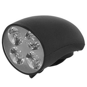 Electric Bicycle Headlight 36V 48V Scooter Lamp Bike Lights