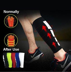 Women Men Knee Pads 1pc Leg Calf Support Shin Guard Base Layer Compression Running Soccer Football Basketball Sleeves Safety 10pcs