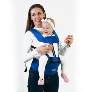 Carriers, Slings & Backpacks Ergonomic Baby Carrier Backpack With Hip Infant Sling Wrap Waist Stool Kangaroo 0-36 Month Seat For Born