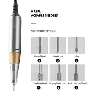 QualityManicure Machine 35000 20000RPM Nail Drill Machine Milling Cutter For Manicure Pedicure Accessories Nail Art Tool Nail Drill Bit