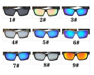 SUMMER men polarized black sunglasses women fashion Leopard grain glasse DRIVING Cycling Outdoor BEACH Sun Glasses 9color