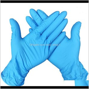Disposable Protective Nitrile Latex Universal Household Garden Cleaning Gloves Food Handling Kitchen Accessories Omcsl Gv7De