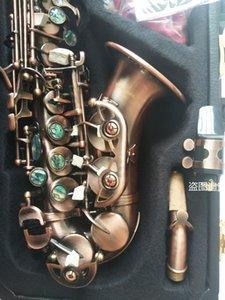 Yanagisawa S-992 New Arrival Soprano Saxophone Curved Music Instrument Sax Professional Grade
