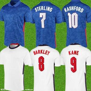 2021 Roshford 10 # 9 Kane Soccer Jerseys Sterling # 7 Sterling Rooney Sturridge Henderson Vardy Football Barkley # 8 Shirts Kid Kits Salee Dele Sancho Barkley Rose
