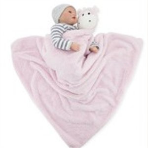 Kids Beds Crystal Fleece Elephant Blanket Warm rabbit bear Blankets infant Swaddling cartoon baby bed sheet Sleeping Bag 76*76 589 R2