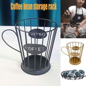 Cup Holder Mug Shape Coffee Pod Holders Storage Organizer For Counter Bar Racks Kitchen & Organization