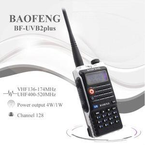 Walkie Talkie Baofeng UV-B2Plus 8W Dual Band 136-174MHz 400-520mhz 4800mah Two Way Radio Ham UVB2 Plus FM Transceiver