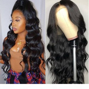Body Wave Lace Frontal Human Hair Wigs Pre plucked with Baby Hair BEAUDIVA Malaysian Body Wave 13*4 Human Hair Wigs For Women