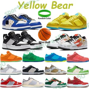 Black white 2021 basketball shoes hyper royal mean green barkroot brown sunset pulse blue bear sail grey sean cliver low men women sneakers