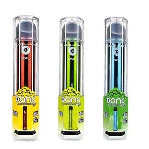 Bang XXL Disposable 2000 Puffs Vape Pen e Cigarettes Device 800mAh Battery 6ml Pods Vapors Kit wholesale 24 colors Ultra extra