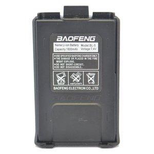 بطارية baofeng uv5r 7.4 فولت / 1800 مللي أمبير قابلة للشحن للأشعة فوق البنفسجية 5R 5R 5RB 5RC 5RD 5RE اتجاهين راديو Walkie Talkie