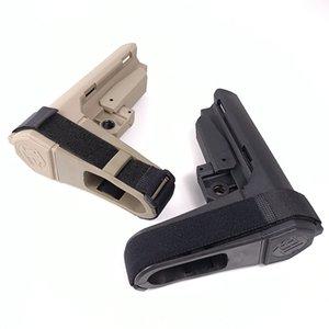 Sba3 High Back Quality Bracket Nylon and Rubber Binding Hand Holder Slrar Tail Bracket