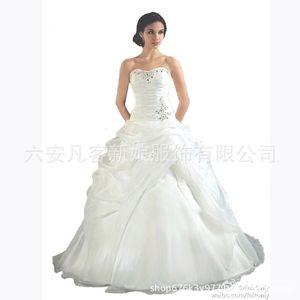 Organza Wedding Popular Bridal Dress Bandage