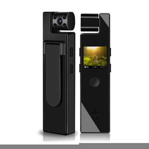 Mini Cameras Body Camera Digital HD Screen Night Vision Motion Detection Snaps Loop Camcorder Sports