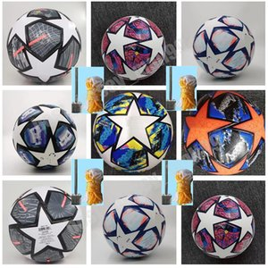 2021 2022 European champion Soccer ball 20 21 Final KYIV PU size 5 balls granules slip-resistant football