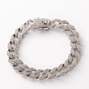 Link, Chain Frosty Wind Bracelet Trendy Men's Jewelry