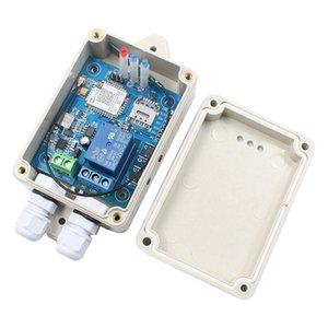 Умный домашний контроль GPRS RGPRS удаленный коммутатор модуль DC12V IOT насос контроллер