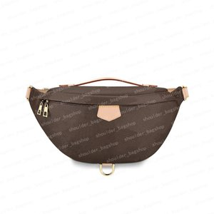 Vita Bumbag Mens Belt Beld Borsa Fannypack Crossbody Borse Messenger Uomo in pelle Clutch Handbag Portafoglio moda 449715 20714