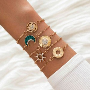 Ensemble de Bracelets Fashion Bracelets Femme