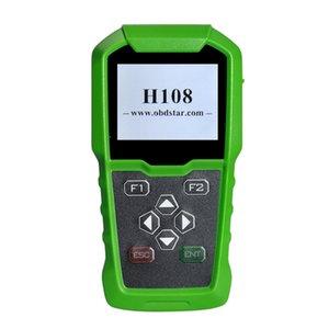 OBDSTAR H108 PSA PSA-программист Инструмент поддержки Все ключ потерянный / PIN-код чтения / кластера калибровки для Peugeot / Citroen / DS