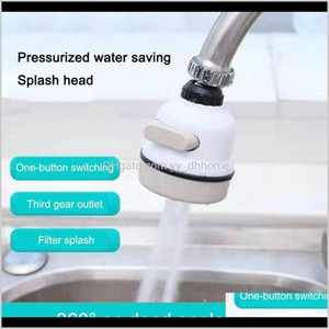 Faucets Kitchen 360 Degree Faucet Tap Water Saving Bathroom Head Filter Nozzle Shower Spray Tool Dwzti Yv9U3