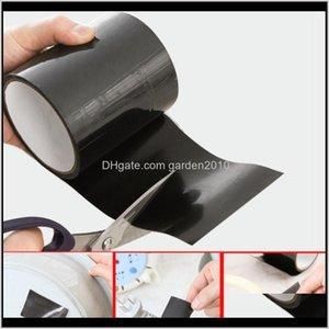 Adhesive Pipe Waterproof Repair Insulating Tapes Stop Leak Seal Self Duct Tape Sslod Zv0K2