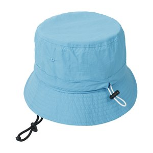 Casual Elegant Ladies Fashion Designers Sunshade Hat Man Summer Outdoor Fishing Polyester Dome Lady Sun Shade Bike Breathable Big Sale Multi Color Selection Caps