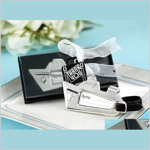 Party Favor Event & Supplies Festive Home Garden 100Pcs Lot Wedding Gift And Giveaways For Guest -- Destination Love Cruise Ship Lugga