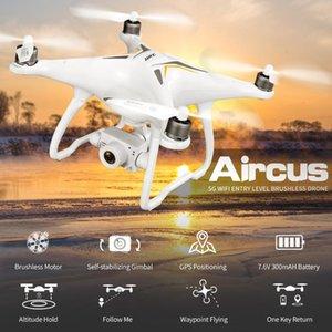 Drones JJRC X6 GPS Drone Brushless Professional 5G Follow Me WiFi Fpv 1080P HD Camera VS Selfie Rc Quadcopter F11 SG906