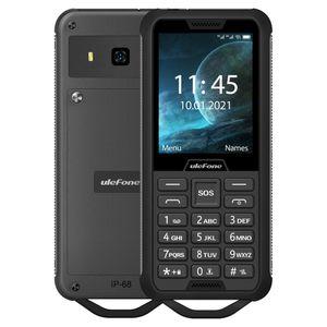 Ulefone Armor Mini 2 Red Phone, 32Mb+32Mb IP68 Waterproof Dustproof Shockproof, 2100mAh Battery, 2.4 inch MediaTek MT6261D