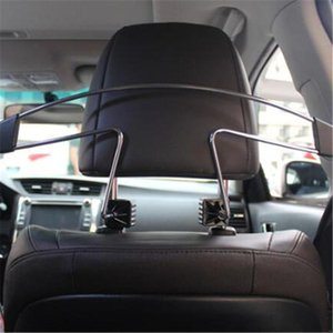 Hook Hanger Stainless Steel Car Clothes Auto Seat Headrest Coat Jackets Suits Holder High Quality Rack