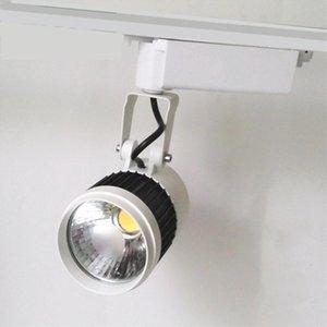 Spotlights Led Track Light Clothing Store Super Bright COB Energy Saving Warm Commercial Showroom Slide Lights