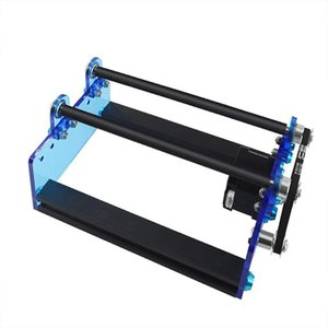 Printers 3D Printer Engraving Machine Y-Axis Rotary Roller Module For Cylindrical Object Cans