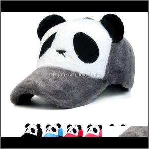 Bambini adulti Bambini Panda Sun Hat Shade Berretto da baseball Donne Gorras Hombre Bone Masculino Casquette 4xb8c SFJ7L