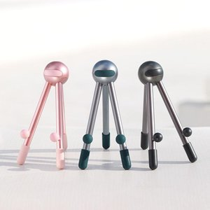 Cell Phone Mounts & Holders Spaceman Mobile Holder Desktop Tablet Stand Aluminum Tripod Live Video Accessories