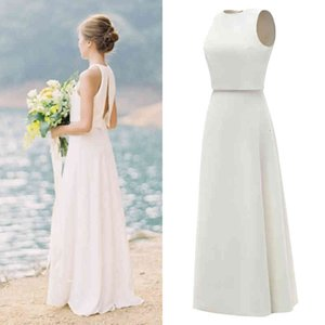 Real Photo 1 PIECE Soft Satin Simple Bridal Gown Bridesmaid White Black Wedding Pary Dress FANWEIMEI Factory Price
