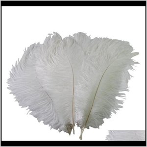 Supplies Home & Garden Drop Delivery 2021 Colorful 20-22 Inch 50-55 Cm Ostrich Feather Plumes For Centerpiece Wedding Party Event Decor Festi