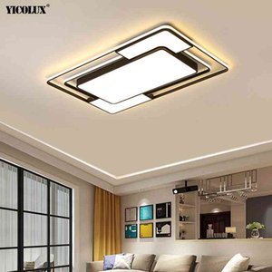 Dimming New Modern LED Chandelier Lights For Dining Living Study Room Kitchen Bar Aisle Indoor Decorative Remote Lamps AC90-260V