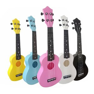 21inch 4 Strings Acoustic Ukulele Small Kids Beginners Musical Instrument Guitar accessories Children Gifts Toys
