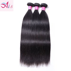 Peruvian Brazilian Malaysian Idian Hair Bundle 100% Human Hair Weaves bundles 4pcs lot Human Hair Extensions