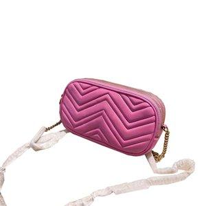 Shoulder bag Fashion all-match Crossbody Wallet Designers Womens Handbags Purses genuine leather high quality Diamond Lattice SOHObag size 20*6*10 wholesale bags