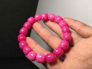 Charm Bracelets South Africa shujulai Suji Stone Cherry powder material old for men and women