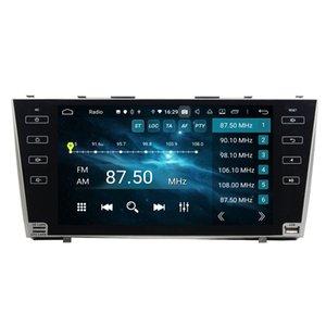 "Carplay Android Oto DSP 9 ""PX6 Android 10 Araba DVD Oynatıcı Stereo Radyo GPS Navigasyon Toyota Camry 2007-2011 için Bluetooth 5.0 Wifi 2007-2011"
