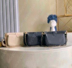Dicky0750 Composite Shoulder Bags handbags Leather clutch for women card holder Purse fashion chain purses lady shoulderbag handbag Clamshell mini messenger bag