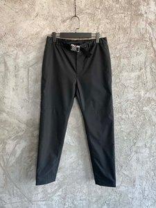 FALICE 21SS мода ALYX 1017 9sm x mon paris мода нейлоновые спортивные штаны штаны