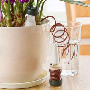 Sheer Curtains Plants Indoor Automatic Drip Irrigation Watering System Flower Pot Tool Garden Waterer Dropshipping