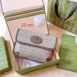 고품질 럭셔리 디자이너 Ladiy 패션 여성 가방 허리 인쇄 핸드백 레이디 다기능 한 숄더 지갑 캐주얼 2021 핸드백 18